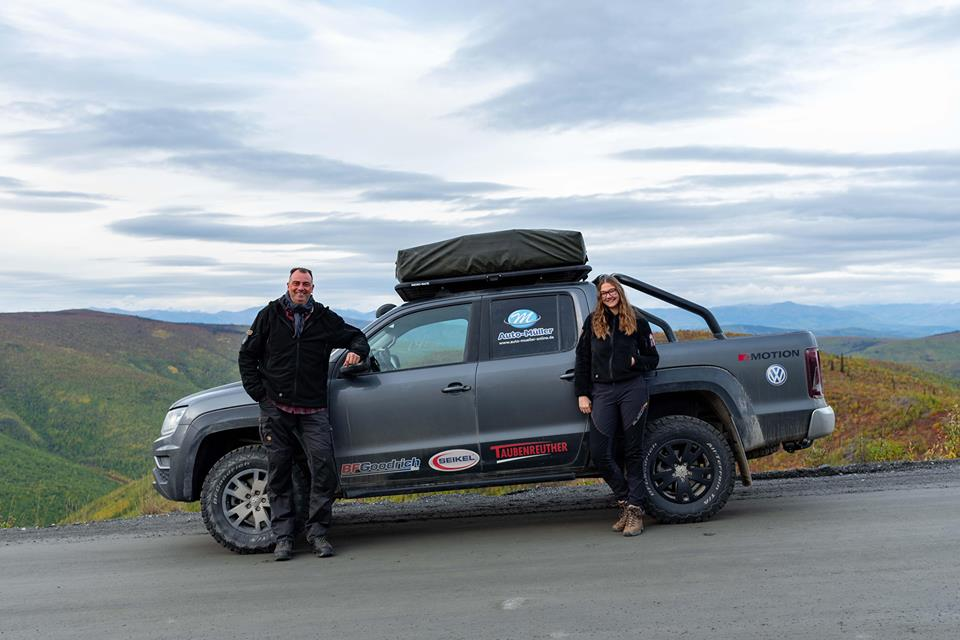 Alaska Abenteuer Offroad Amarok